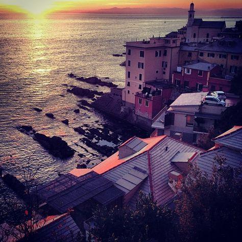 Quartiere in Genova, Liguria