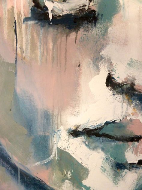 Detail Malerei Annie Sloan Kreidefarbe. 100 x 100 cm auf Leinen www.arthomeandli - #Annie #auf #cm #Detail #Kreidefarbe #leinen #Malerei #Sloan #wwwarthomeandli