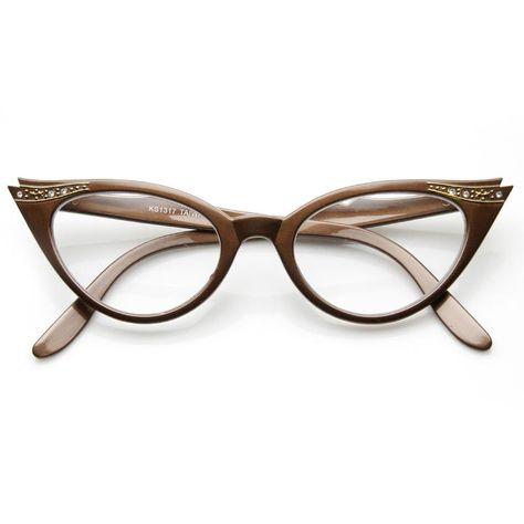 1565b7ee2e List of Pinterest cat eye glasses frames prescription vintage ...