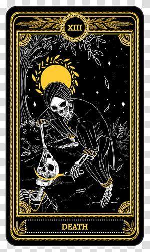 Tarot Transparent Background Png Cliparts Free Download Tarot Cards Art Tarot Death Tarot Art
