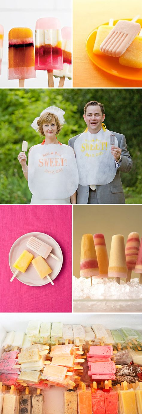 Trend: Gourmet Popsicles