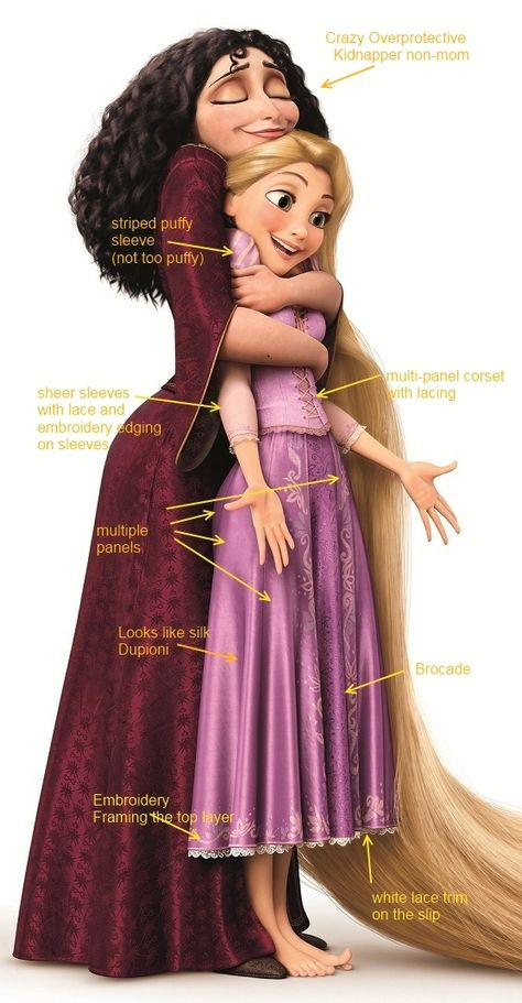 Costumes and Couture by Kris: Rapunzel Purple Tangled Dress Disney Style!