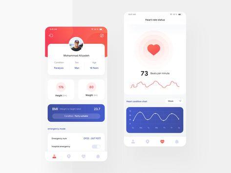 health tracker