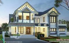 Home Design Of Kerala With Ultra Modern House Plans Kerala Using Ground House Floor Plan Kerala House Design Best Exterior House Paint House Plans With Photos