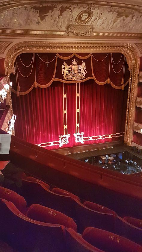 The Royal Opera Theatre in London, UK, home to the Royal Ballet and the Royal OperaYou can find Opera house and more on our website.The Royal Op. Royal Ballet, Ballet Real, Alvin Ailey, Theatre Nerds, Musical Theatre, The Theater, Ballet Theater, Movie Theater, Paige Hyland