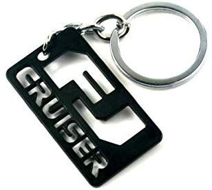 LAND CRUISER KEYRING KEYCHAIN AMAZON CAR