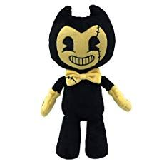 Boris The Wolf Beanie Plush Bendy and the Ink Machine Heavenly Toys