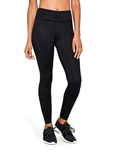 Marque AURIQUE Legging de Sport Capri Taille Haute Femme