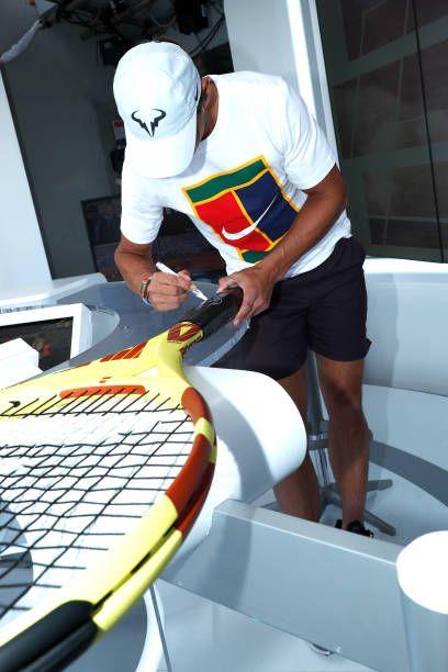 2019 French Open Final Rafael Nadal Vs Dominic Thiem Live Tennis Lessons Tennis Videos Tennis Racquet