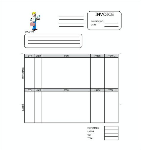 Open Office Invoice Template Open Office Invoice Template How You Use The Downloaded One Or Searc Invoice Template Invoice Template Word Estimate Template