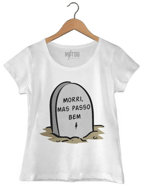 9381aa4bd CAMISETA FEMININA MORRI