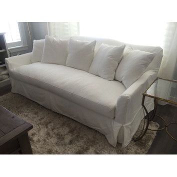 Awesome Birch Lane Fairchild Slipcovered Sofa U0026 Reviews | Wayfair | Favorite Living  Room | Pinterest | Birch Lane, Birch And Budgeting