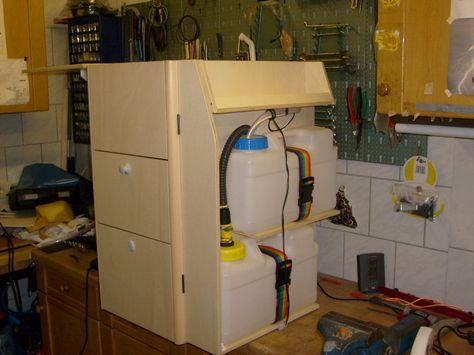 Bauanleitung - Küchenblock für Campingbus selber bauen - Seite 3 - wellmann küchenschränke nachkaufen
