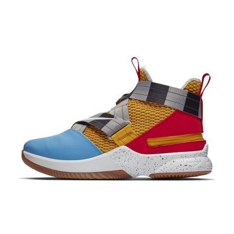 LeBron Soldier 12 FlyEase (Extra-Wide