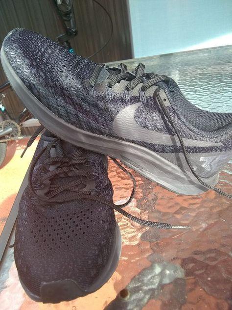 9bb2a778063ea used Nike Air7.5 Pegasus 35 Triple Black Oil Grey Mens Running 2018   fashion  clothing  shoes  accessories  mensshoes  athleticshoes (ebay link)