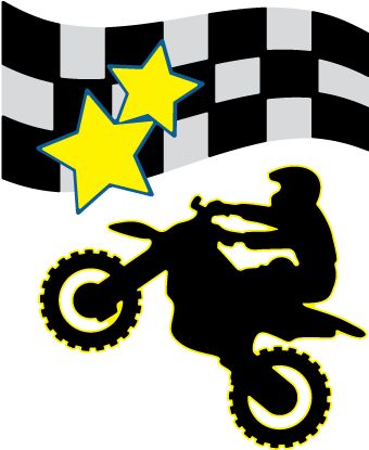 Motocross Rider Svg File Dirt Bike Rider Svg File From Svgcuts