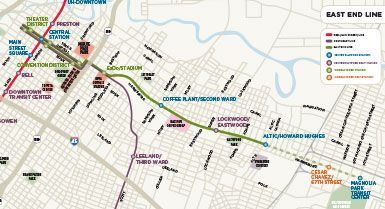 Httpwwwlightrailnoworgimageshoumetrosolutionsmapjpg - Metro rail houston map