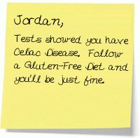 How I found out I had Celiac Disease http://scdlifestyle.com/2012/02/how-gluten-causes-celiac-disease/