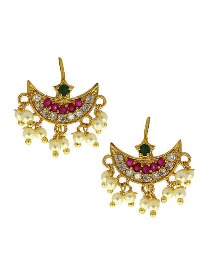 Colorful Bohemian Feather Dangle Drop Earring Gifts for Women Girls Jewelry000001000556