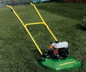 The Hover Mower By Eastman Industries Hover Mower Mower Lawn Mower