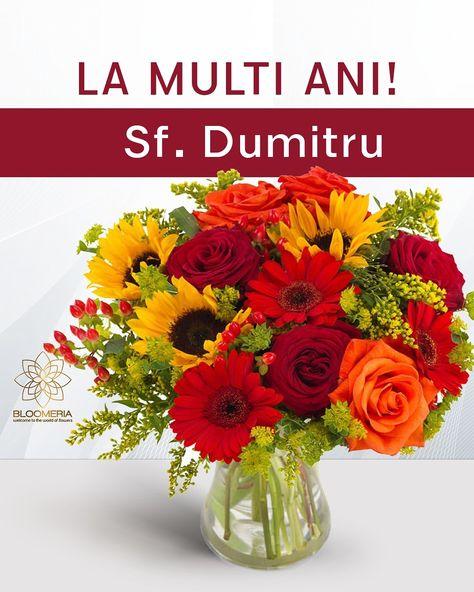 suprise #Flori si #cadouri de Sfantul...
