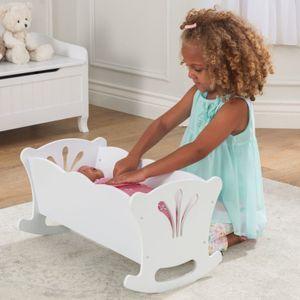 Lil Doll Cradle Avec Images Lit Poupee Berceau Bois Chaise Bebe