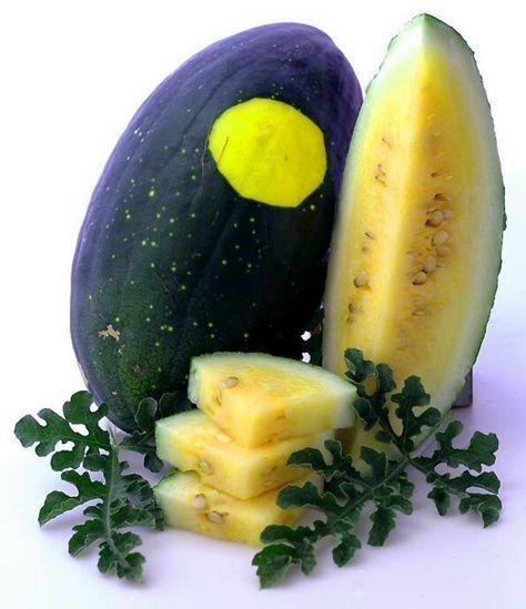 ACHAT DE SOIE JAUNE Melon semences Plant salade Melon Sweet Melon brodé