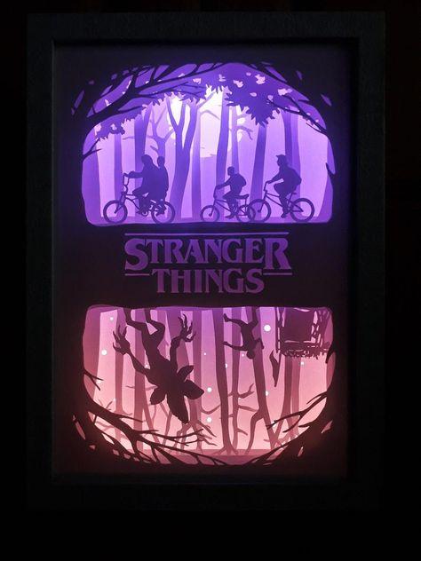 TV Movie 1 [A4, 9x9 inch] - Paper Cutting Light Box Template files
