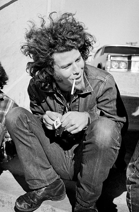 Tom Waits - My ideal man. And that hair though. <3 can't get enough.