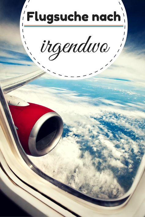 """Wenn ich mir unklar über mögliche Reiseziele bin, lasse ich mich am liebsten ein bisschen inspirieren. Das funktioniert hervorragend mit der Flugsuchmaschine Skyscanner und einer Suchfunktion, die ich erst vor ein paar Monaten entdeckt habe. So funktioniert die """"Flugsuche nach irgendwo"""" ---> http://www.reiseuhu.de/?p=11668 #Reiseinspiration #Flugsuche #Skyscanner"""