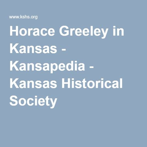 Top quotes by Horace Greeley-https://s-media-cache-ak0.pinimg.com/474x/43/44/77/43447740d27425789695f1550ae9021f.jpg