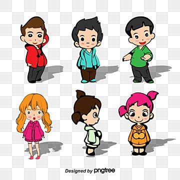 أطفال الكرتون ناقلات البلد ناقلات الكرتون ناقلات الاطفال كرتون Png والمتجهات للتحميل مجانا In 2021 Kids Vector Country Kids Cartoon