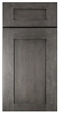 Natural Grey Shaker Sample Door