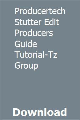 stutter vst download