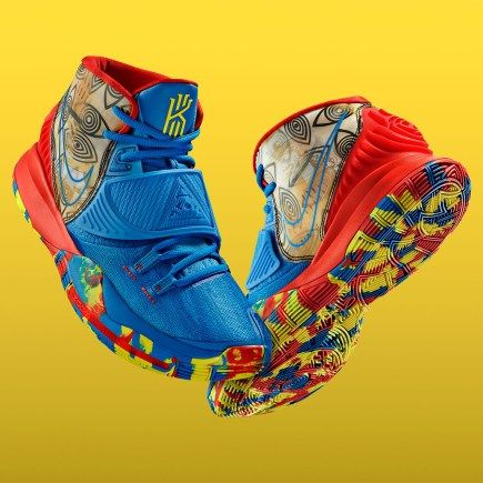Kyrie Irving S Nike Kyrie 6 Pre Warmth Pack Consists Of 11 Metropolis Unique Releases In 2020 Kyrie Irving Shoes Irving Shoes Nike Kyrie