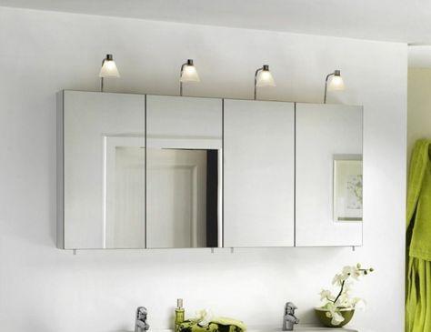 Spiegelschrank Fur Bad Die Funktionalitat Im Modernen Design