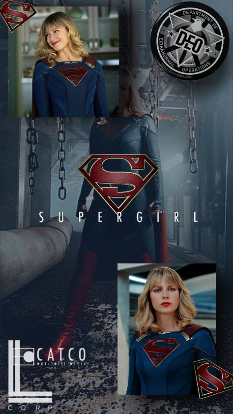 Supergirl Wallpaper