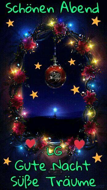 Dir Auch Einen Schonen Besinnlichen Abend Lass Ihn Ruhig Ausklingen Mein Schatz Daizo Gute Nacht Nacht Gute Nacht Grusse