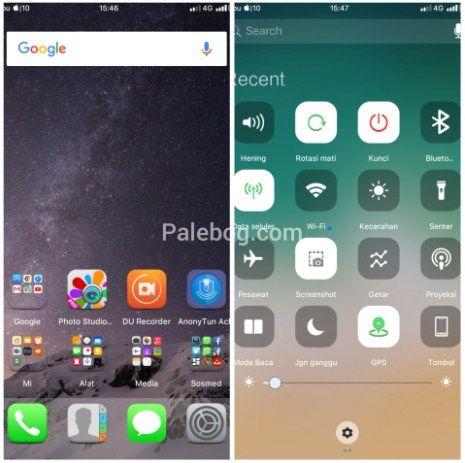 Download Tema Ios 6 Mod Jam Ditengah Mtz Palebog Ios Iphone