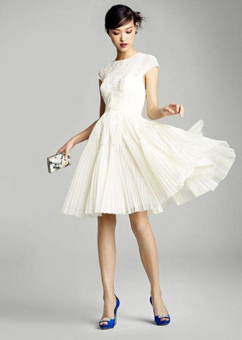 LWD (little white dress!)