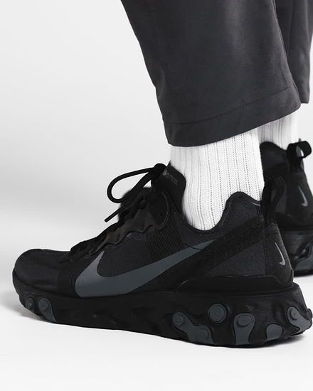 amazing price sneakers for cheap cost charm Chaussure Nike React Element 55 pour Homme. Nike FR | Chaussures ...