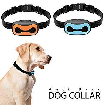 Newest 2019 Dog Bark Collar Humane Anti Barking Training Collar