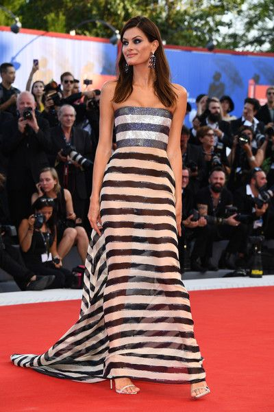 Isabeli Fontana - Every Must-See Gown From the Venice Film Festival 2017 - Photos