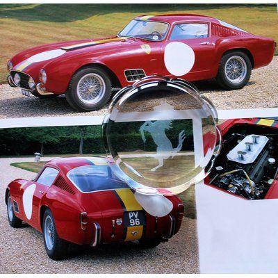 Nerocavallo Crystal 1960 S Ferrari Oil Cap Paper Weight In 2020 Classic Cars Ferrari Bugatti Cars