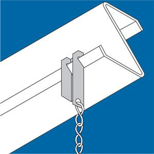 Purlin Clips for Chain & Wire - Hall-Fast - http://www.hall-fast ...