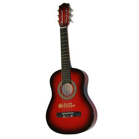 Schoenhut Acoustic Guitar Walmart Com Guitar Guitar Kids Black Acoustic Guitar