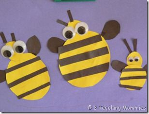 Bee Crafts (several)