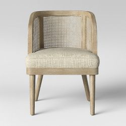 Waterville Upholstered Accent Chair Threshold In 2020 Barrel