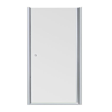 Kohler Fluence 39 In X 65 1 2 In Semi Frameless Pivot Shower