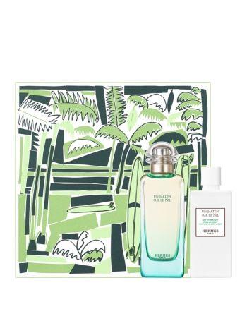 Hermes Un Jardin Sur Le Nil Eau De Toilette Gift Set Products In